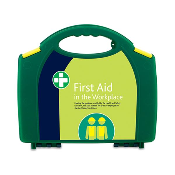 Large HSE Workplace First Aid Kit LG (1 Case)