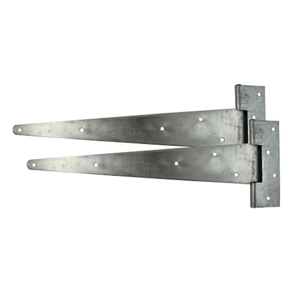 "24"" Scotch Tee Hinge Pair HDG (1 Taurus Bag)"
