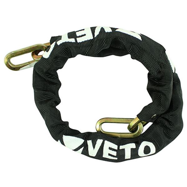 8 x 1000mm Veto Security Chain (1 Bag)